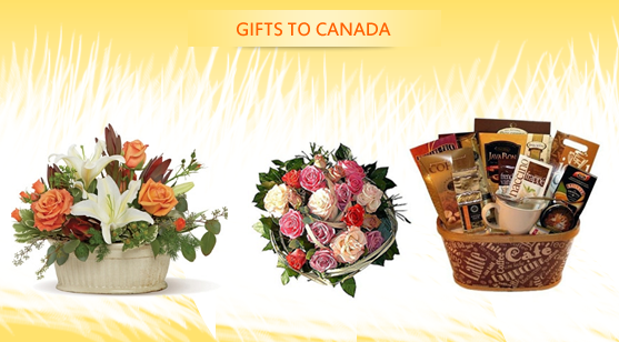 Hampers to Canada- Not heard of unique gifts pretty much in store