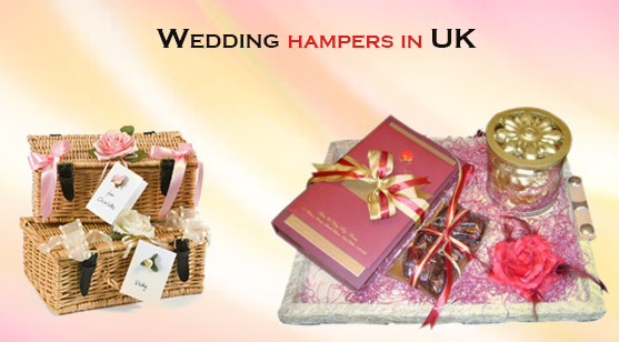 Wedding Gift Baskets Uk : Send Wedding Hampers Wedding Gifts Baskets Ideas