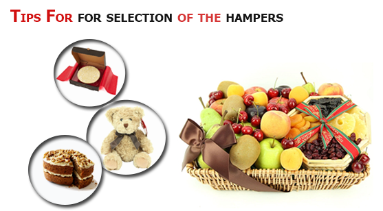 6_Factors of consideration for selection of the hampers