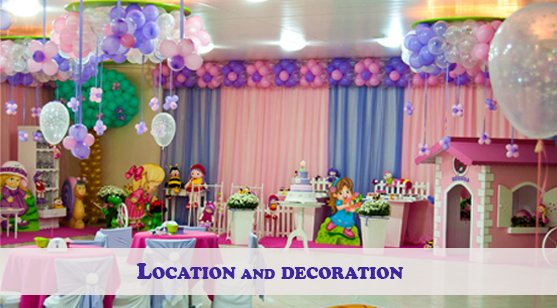 Location and decoration1