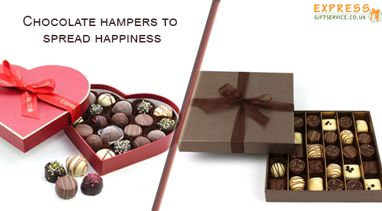 choclate hampers to spread happiness