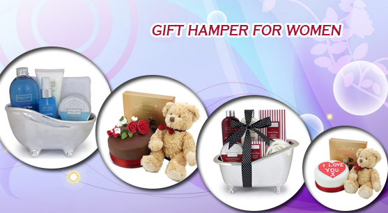 5_gift hampers to women