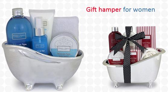 Gift hamper for women archives gift hamper ideas food for Luxury gift for women