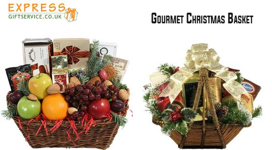 1_Gourmet Christmas Basket