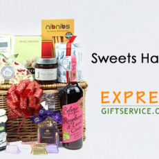 Spread your sweetness with Sweet gift hampers