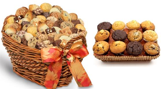6_Gourmet Muffins Gift Basket