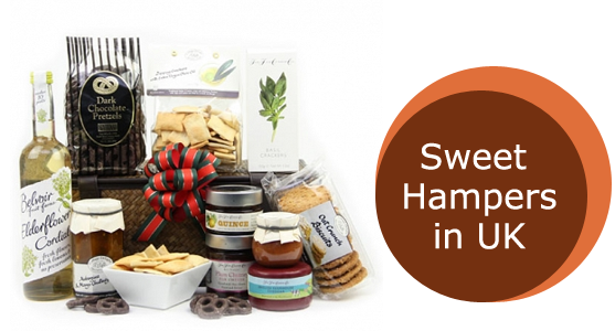 Quick tips to assemble sweets hamper at home