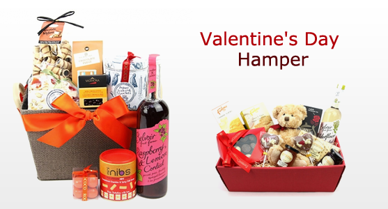 Homemade gift hampers for various occasions